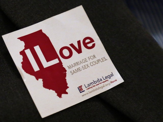 Illinois Senate Approves Gay Marriage