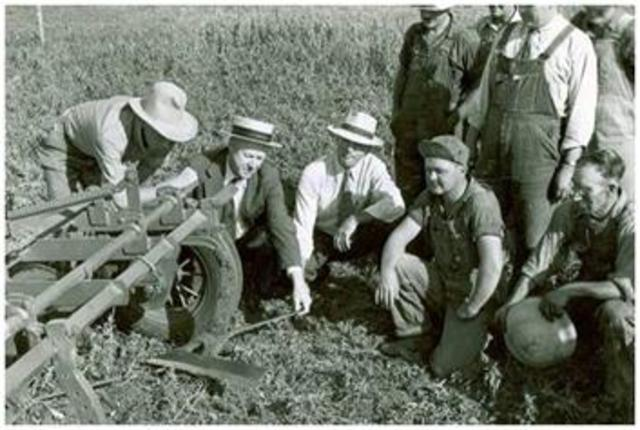 Soil Conservation Service