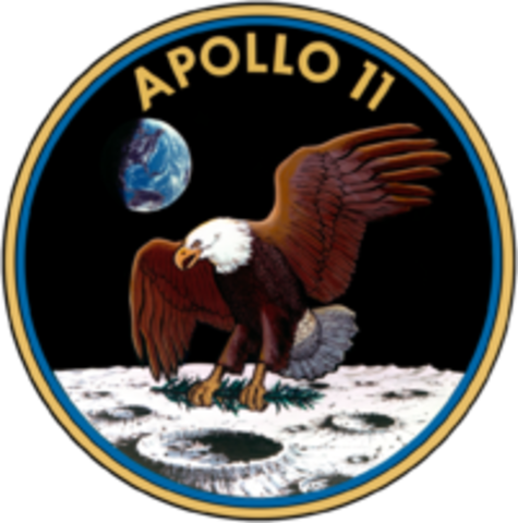 The USA becomes the first to land on the moon with Apollo 11.