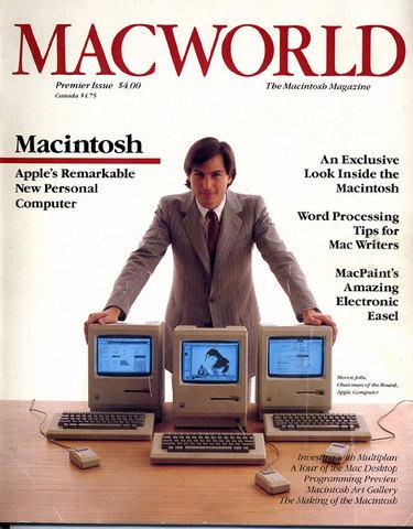 Introduces Macintosh