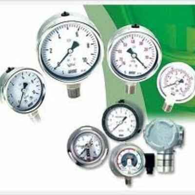 Measurement of Pressure timeline