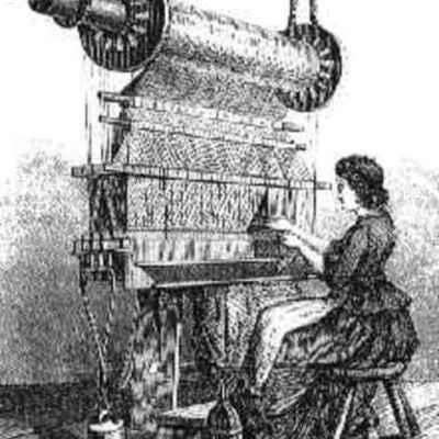 Textile Development during the Industrial Revolution timeline