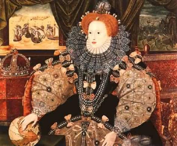 Elizabeth I begins her 45 year reign