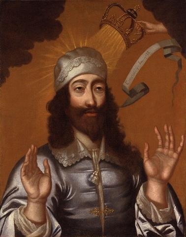 Charles I surrenders
