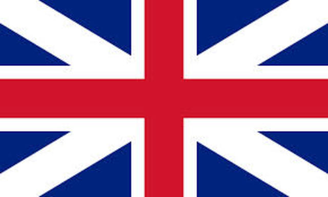 The Union Flag adopted as the National Flag