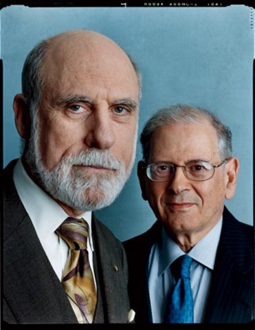Vinton Cerf, Robert
