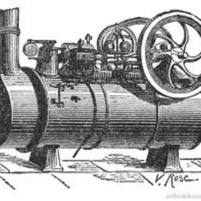 Development of Power Source During the Industrial Revolution timeline