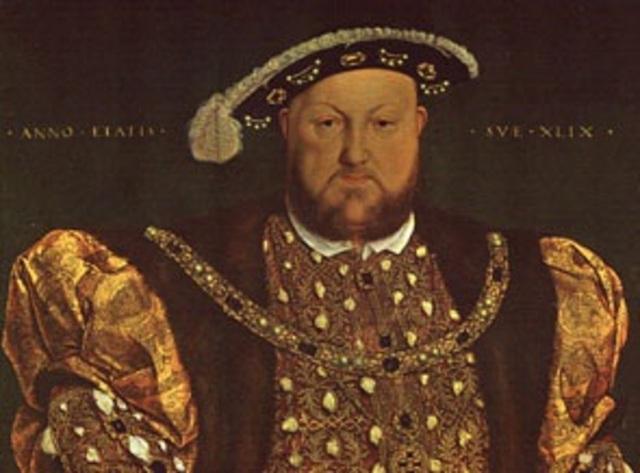 Henry VIII (1491-1547), Church of England