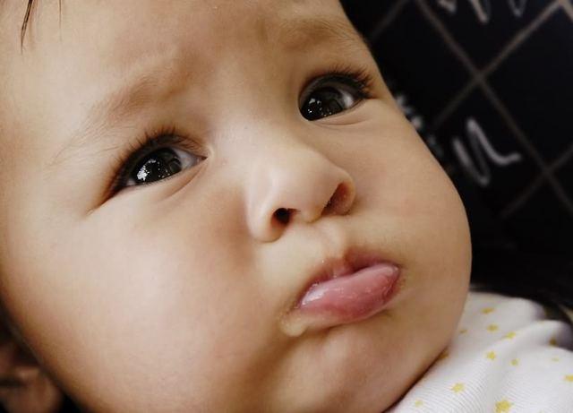 1 month old (Emotional) sadnees