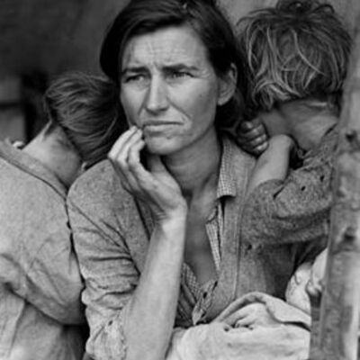 20 Major Events of the Great Depression timeline
