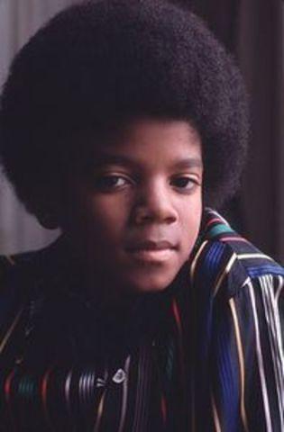 Майкл Джексон родился 29 августа 1958 года