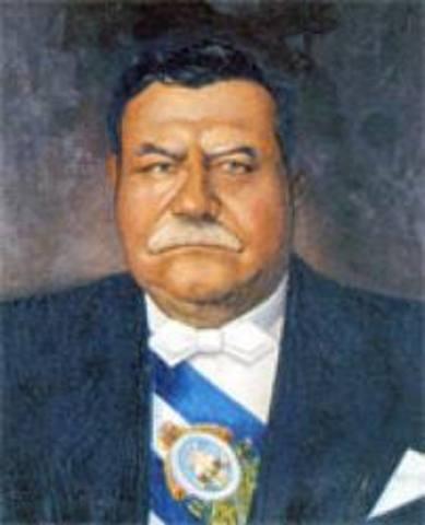 Tiburcio Carias Andino 1933-1949