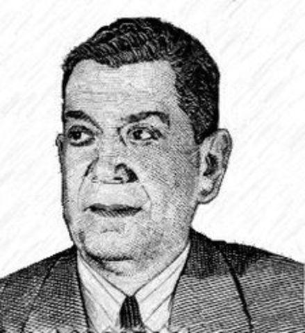 Juan Manuel Galvez 1949-1954