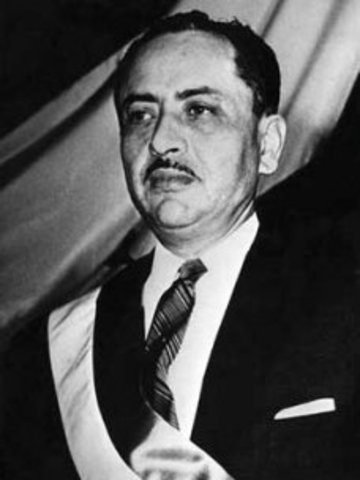 Oswaldo Lopez Arellano 1963-1971
