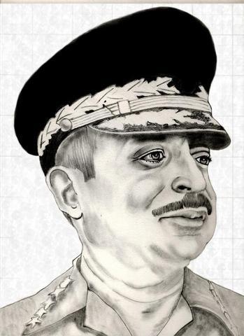 Policarpo Paz Garcia 1980-1982