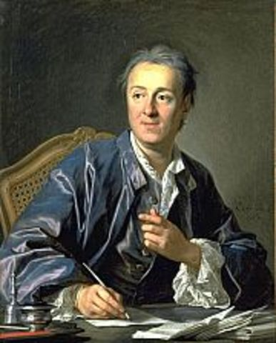 Denis Diderot French Philosopher and Writer