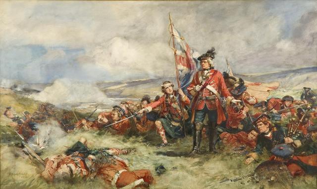 The War of Austrian Succession