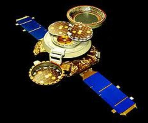 Genesis Spacecraft launches