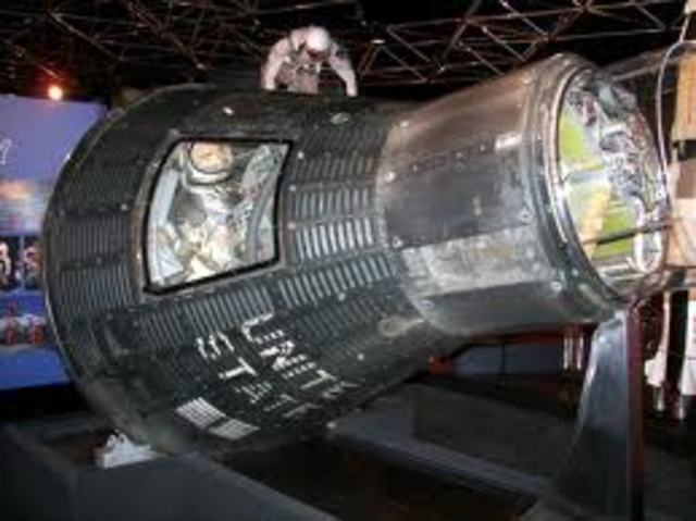 Mercury Spacecraft is Launched