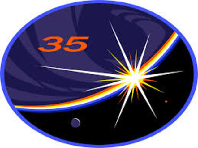 Expedition 35 (most recent) launches