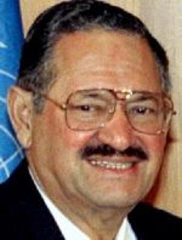 Carlos Roberto Reina 1994-1998