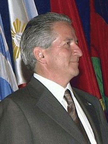 Ricardo Maduro Joest 2002-2006