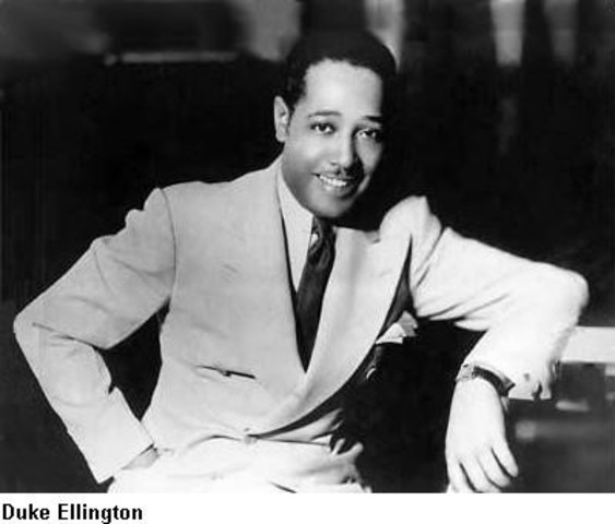 Duke Ellington Forms His Orchestra