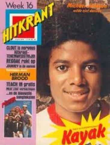 Выходит первый альбом Майкла Джексона «Off The Wall», разошедшийся тиражом в более 20 миллионов экземпляров.