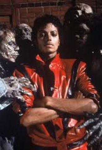 Альбом «Thriller» внесен в Книгу рекордов Гиннеса