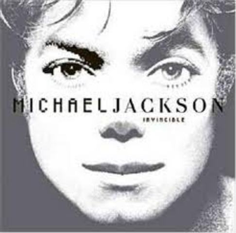 Долгожданный альбом «Invincible»,