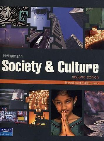 Strand 5: Nature of Society and Culture