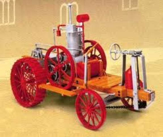 GAS POWERED TRACTOR - John Froelich - Part 3