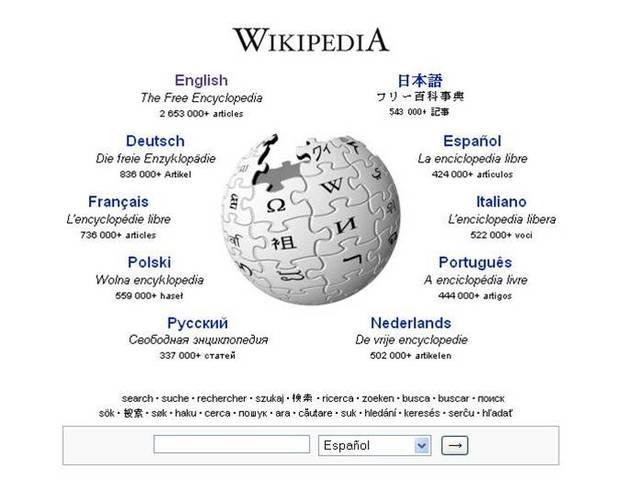 Colaboración: Wikipedia