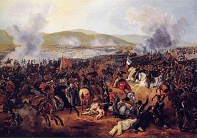Guerra de indepencisacion de Chile