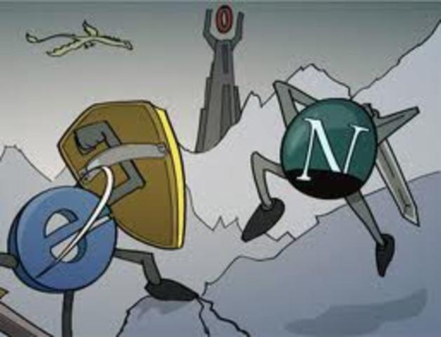 Microsoft Vs Netscape