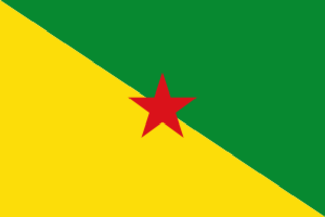 Independencia de Guayana Francesa