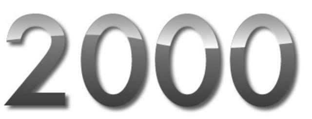 Eventos del 2000