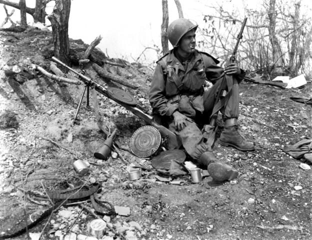 Korean War begins.