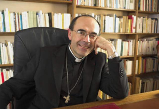 Intervention du Cardinal Barbarin