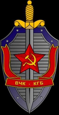 KGB established