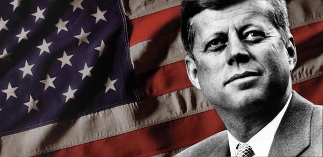 John F. Kennedy dies