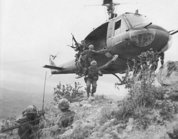 North Vietnam defeats South Vietnam