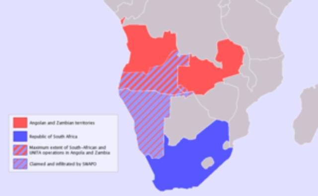 Angola.