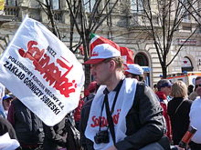 Polish shipyard workers strike Solidarity Union formed.