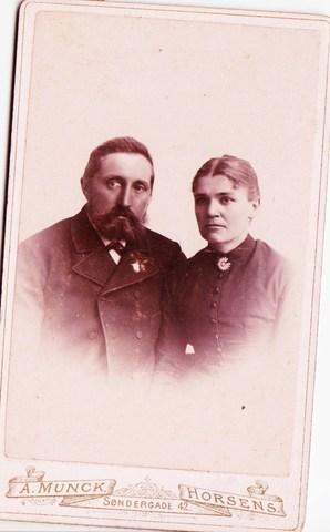 Rasmus og Caroline Jacobsen