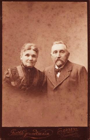Rasmus Jacobsen og Caroline Jacobsen