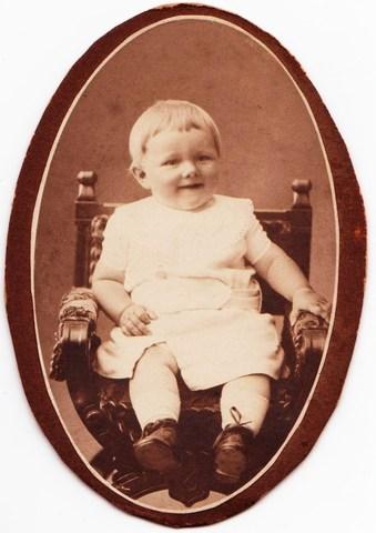 Rasmus Jacobsen 1 år