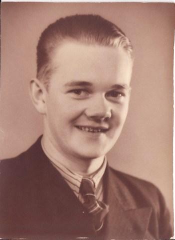 Rasmus Jacobsen ca. 24 år