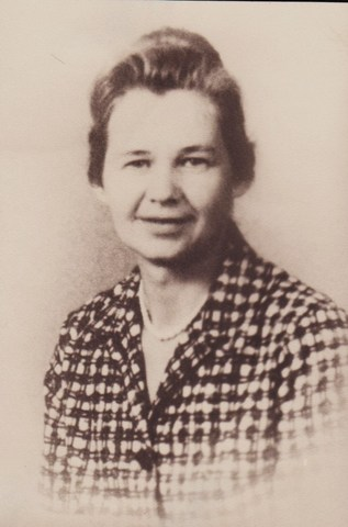 Karen Oline Jacobsen, morfars søster
