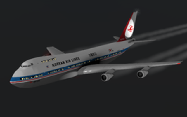 A Soviet interceptor aircraft shoots down a Korean Air Lines plane killing 269 passengers. The US condemns this act and put the Soviets on alert.